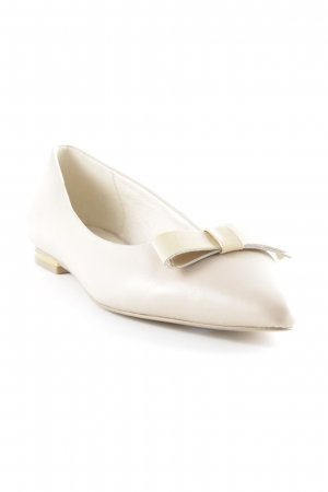 Kiomi Patent Leather Ballerinas multicolored casual look
