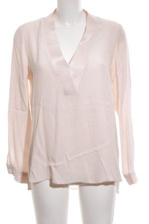 Kiomi Langarm-Bluse creme Elegant