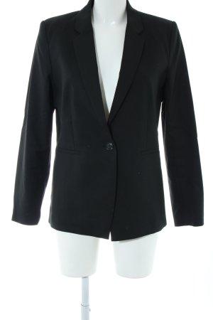 Kiomi Long-Blazer schwarz Business-Look