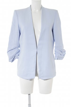 Kiomi Long-Blazer himmelblau Casual-Look
