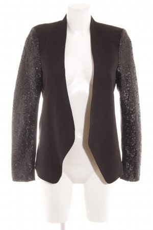 Kiomi Blazer lungo nero elegante