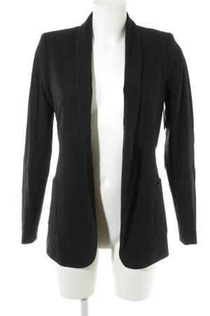 Kiomi Long-Blazer schwarz Elegant
