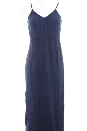 80f510abee9c64 Kiomi Maxi Dress dark blue casual look