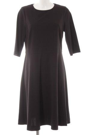 Kiomi Maxikleid schwarz schlichter Stil