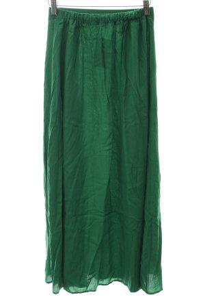Kiomi Jupe longue vert style décontracté
