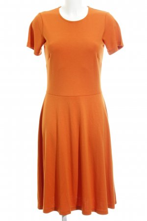 Kiomi Midikleid orange Casual-Look