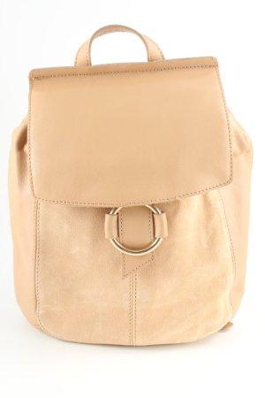 Kiomi Notebookrucksack beige Casual-Look