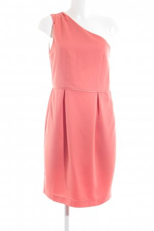 Kiomi One Shoulder Dress bright red party style