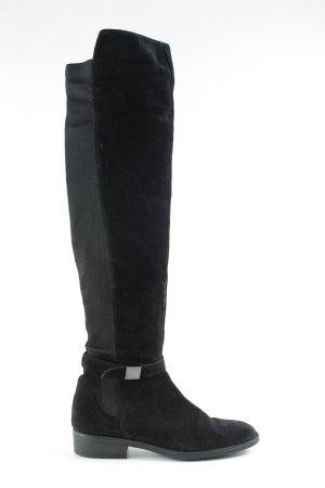 Kiomi Stivale cuissard nero elegante