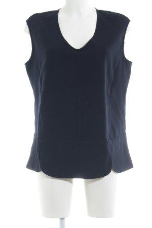 Kiomi Blouse oversized bleu foncé style d'affaires