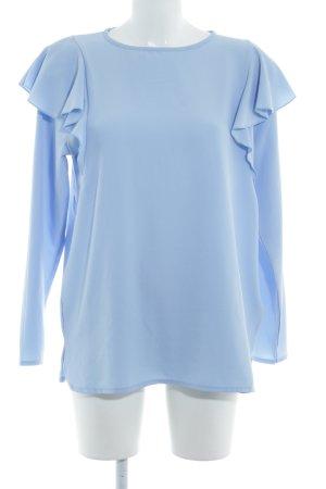 Kiomi Camicetta da notte azzurro stile professionale