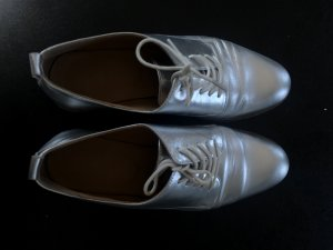 Kiomi Lace Shoes silver-colored