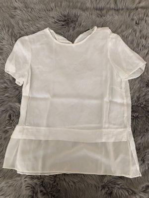 Kiomi Camisa tipo túnica blanco puro