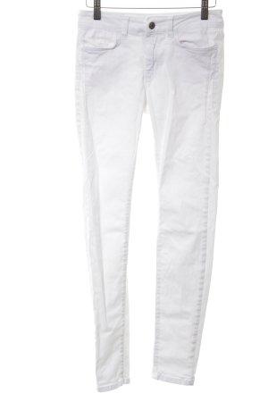 Kiomi Skinny Jeans weiß Casual-Look