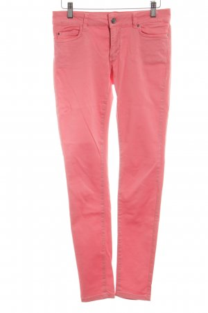Kiomi Skinny Jeans pink Casual-Look