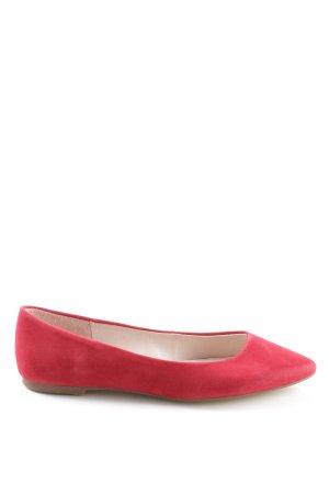 Kiomi Slingback ballerina's rood zakelijke stijl