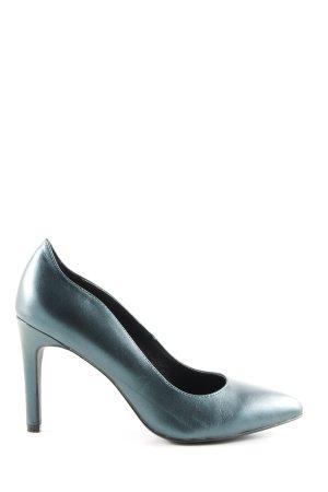 Kiomi Spitz-Pumps blau Elegant
