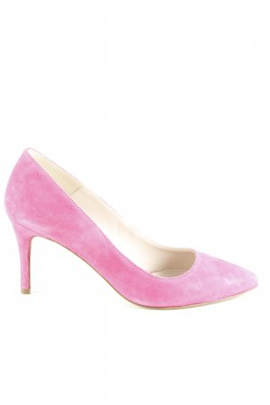 Kiomi Spitz-Pumps pink Business-Look