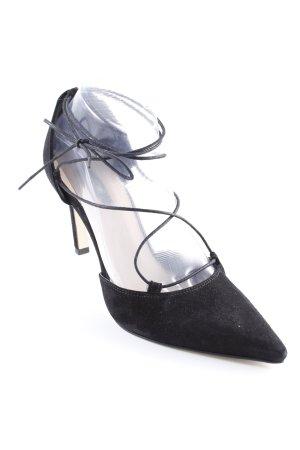 Kiomi Spitz-Pumps schwarz Elegant