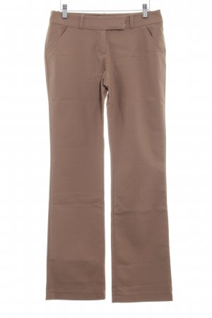 Kiomi Stretch Trousers light brown elegant
