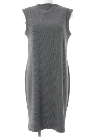 Kiomi Stretchkleid dunkelgrau Casual-Look
