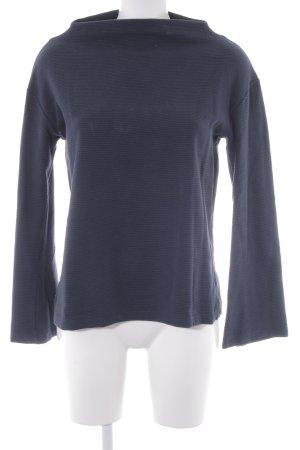 Kiomi Sweatshirt dunkelblau Casual-Look