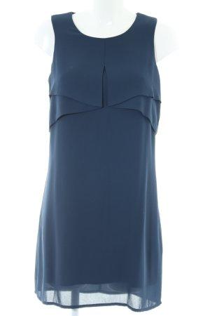 Kiomi Trägerkleid blau Business-Look
