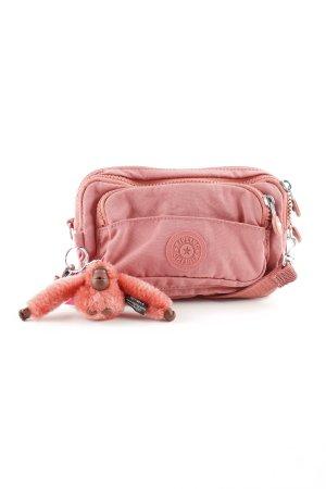 Kipling Marsupio rosa stile casual