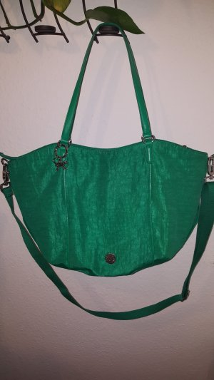 Kipling Gekruiste tas groen Synthetisch