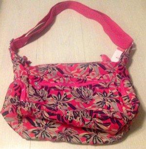 Kipling Handtasche 30 x 27 x 13 cm PINK