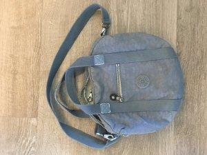Kipling Handtasche blau