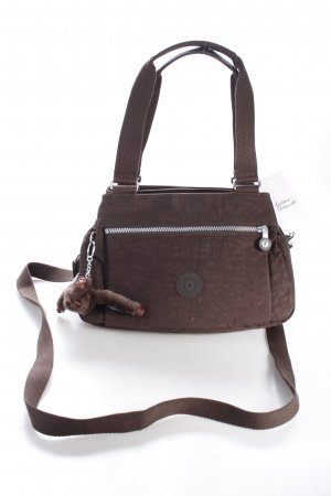 Kipling Handtasche dunkelbraun