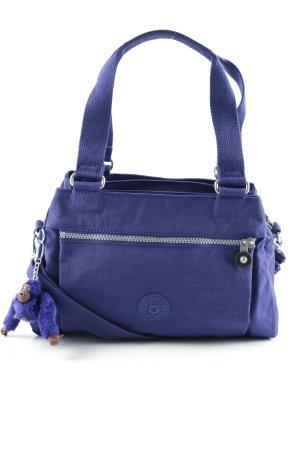 Kipling Handtasche dunkelviolett Casual-Look