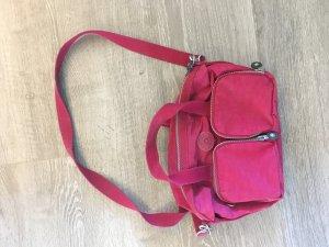 Kipling Handtasche pink