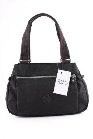 Kipling Handtasche schwarz sportlicher Stil