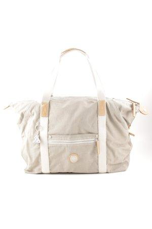 Kipling Carry Bag light grey-camel athletic style