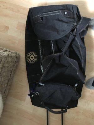 Kipling Reisetasche schwarz !