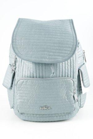 """Kipling School Backpack """"City Pack S"""" pale blue"""