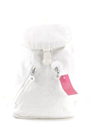 Kipling School Backpack white street-fashion look