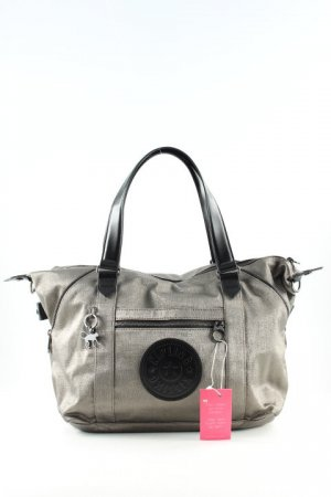 Kipling Shopper graubraun Street-Fashion-Look