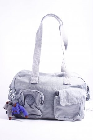 Kipling Umhängetasche graublau Casual-Look