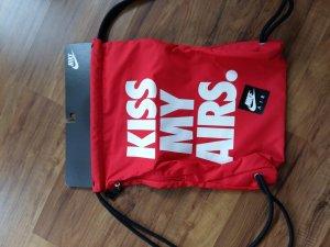 Kiss my Airs Rucksack / Beuteltasche Neu!