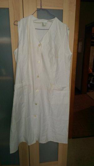 Kimono blanco-beige claro