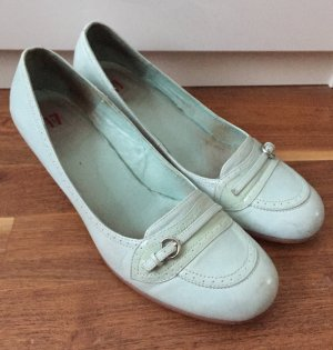 Kitten Heels - Pumps - Görtz 17 - Gr. 40 - mint