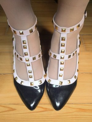Zapatos multicolor