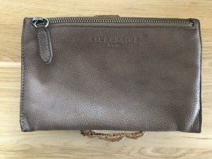 Liebeskind Berlin Mini Bag grey brown leather