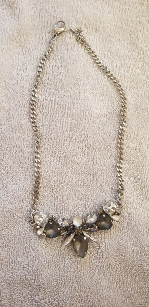 Tchibo / TCM Statement Necklace silver-colored