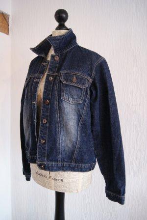 Klasische Jeansjacke, Größe M, Größe 40