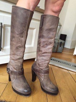 Klasse Biviel Stiefel mit hohem Absatz und toller Optik