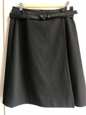 Prada Midi-rok zwart